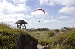 Paragliding Nr. Lyngby